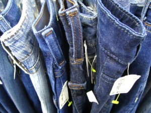 Goodwill Essentials: the Perfect Pair of Jeans