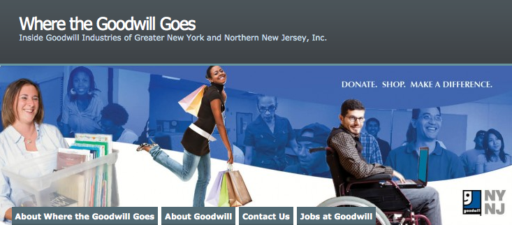 You make great things happen every time you shop at or donate to Goodwill. Click here to see exactly what that means...