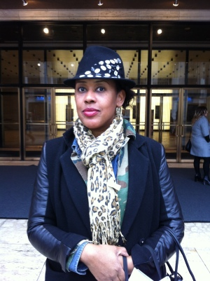 Introducing our newest GoodwillNyNj Style Icon, Shaunya of Vintage Shaun!