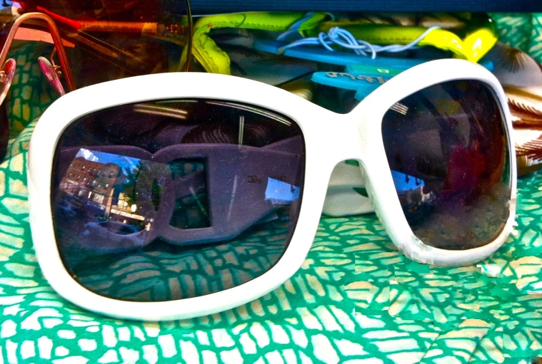 Every girl needs a great pair of shades (or several) to get through the hot, humid city summer. Whether you're just walking around town or heading to the beach for a getaway day, a pair of seriously hot shades like these will always be the perfect accessory.