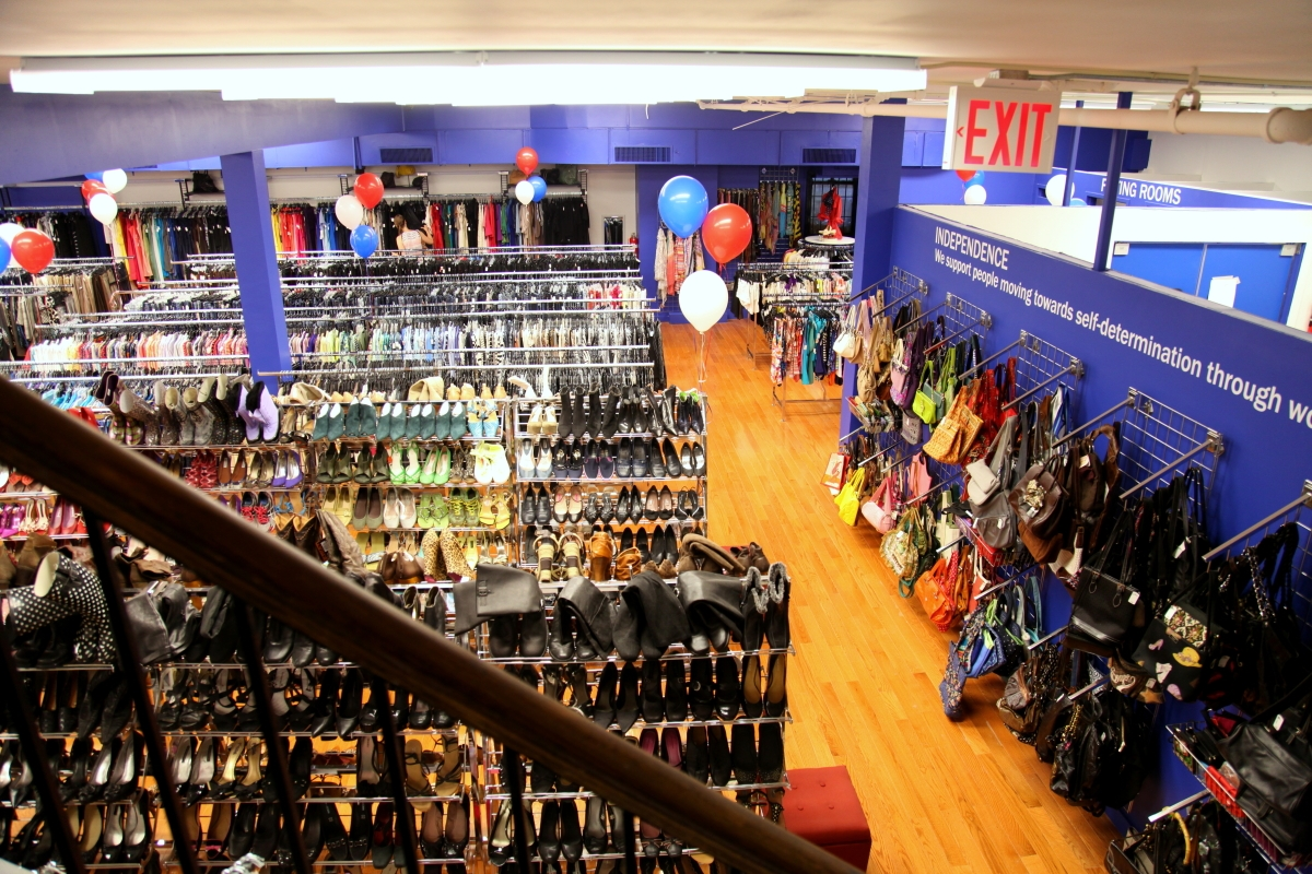 Best thrift stores in nyc for clothes