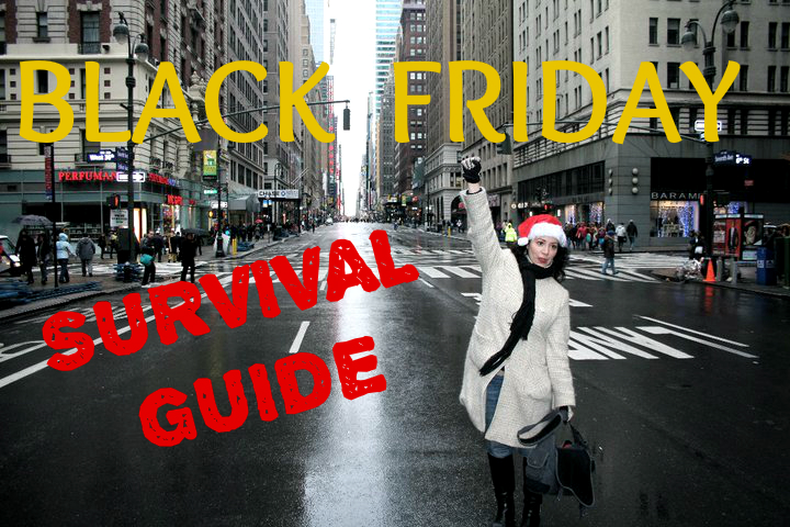 Black Friday Survival Guide
