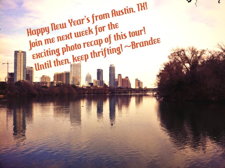 Brandee visits Austin Texas