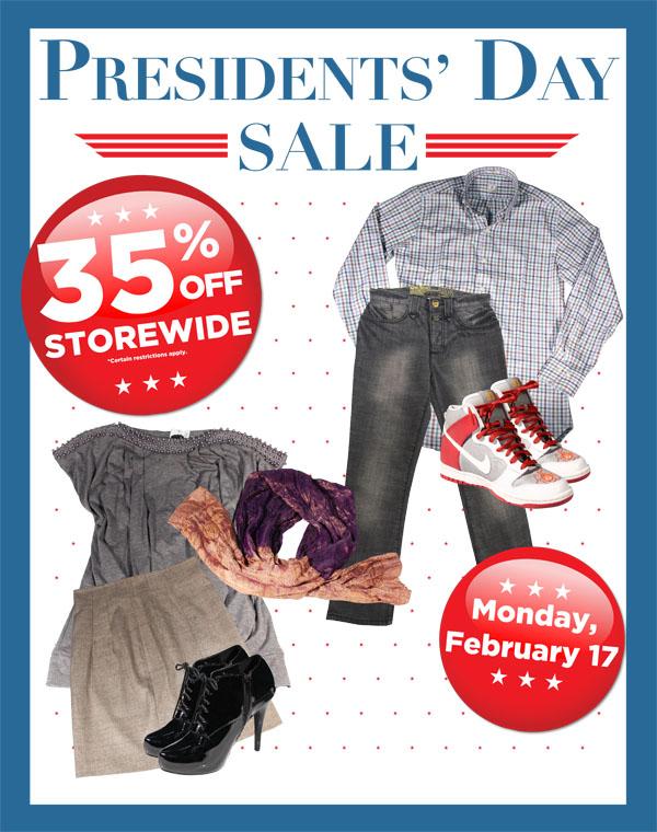 35% Off Storewide