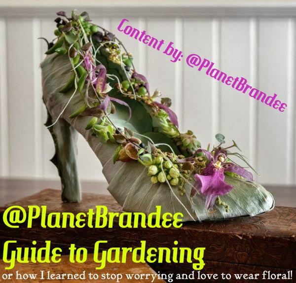 botanical shoe