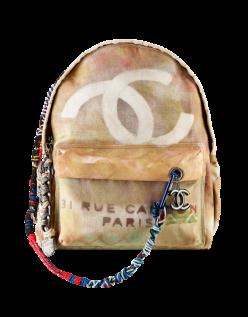 Chanel rucksack