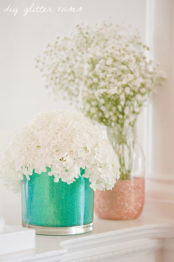 DIY Wedding Centerpiece Jars