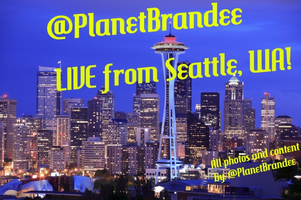PlanetBrandee LIVE from Seattle