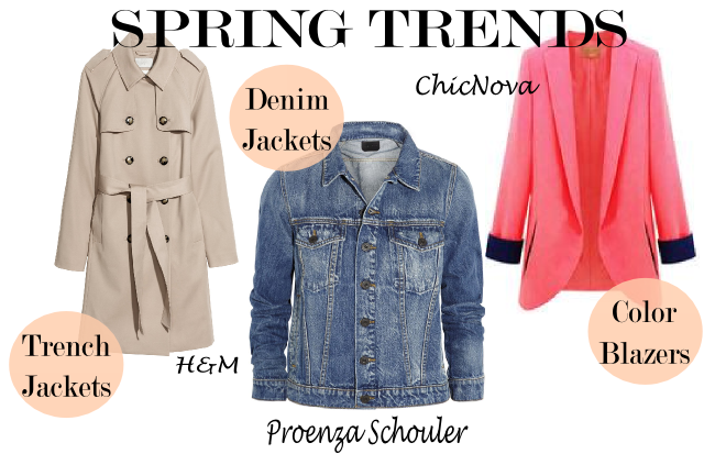 Spring Outerwear Trends You Can Find in Your Local Goodwill Store