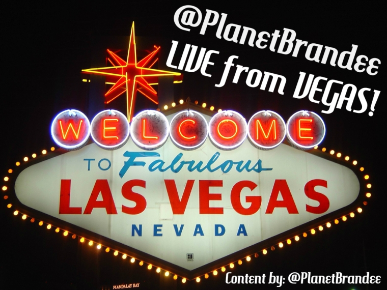 LIVE from Vegas title image