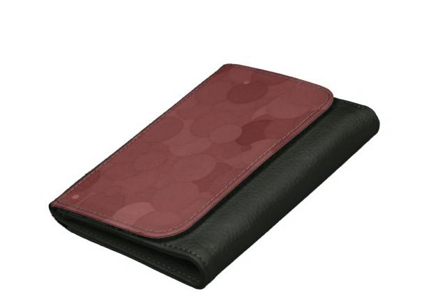 marsala wallet