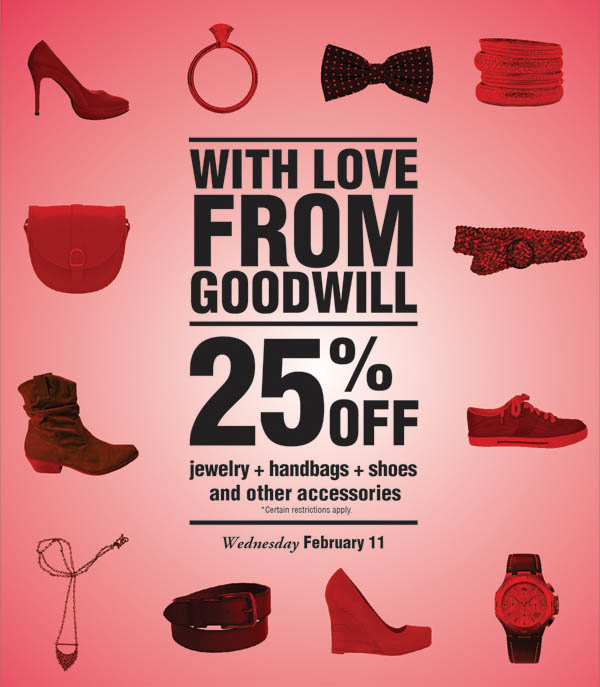 Pre-Valentines Day Sale
