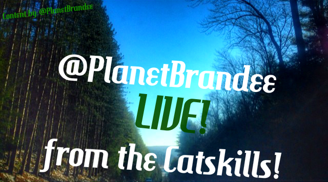 PlanetBrandee Live From The Catskills