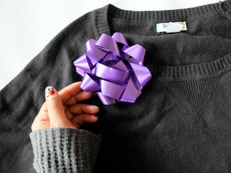 DIY Ugly Christmas Sweater