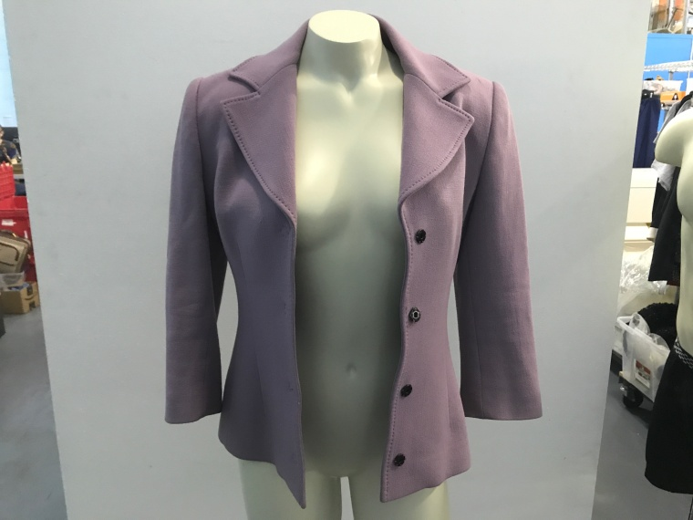Dolce and Gabbana Pink Women's Suit Jacket