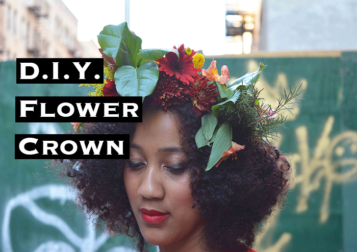 HiRes DIY Flower Crown