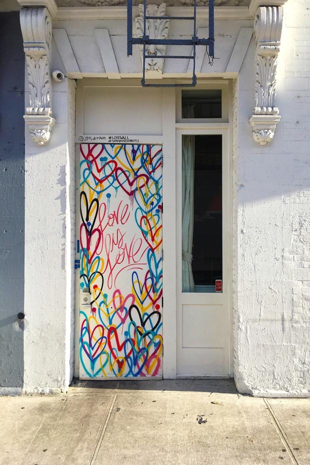 Love is Love Mural