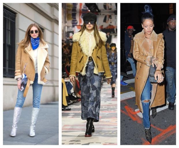Sherling Coats